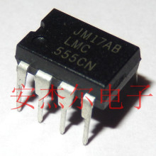 20pcs/lot LMC555CN LMC555 DIP-8 IC 20pcs lot op27gp op27 ad dip8 ic