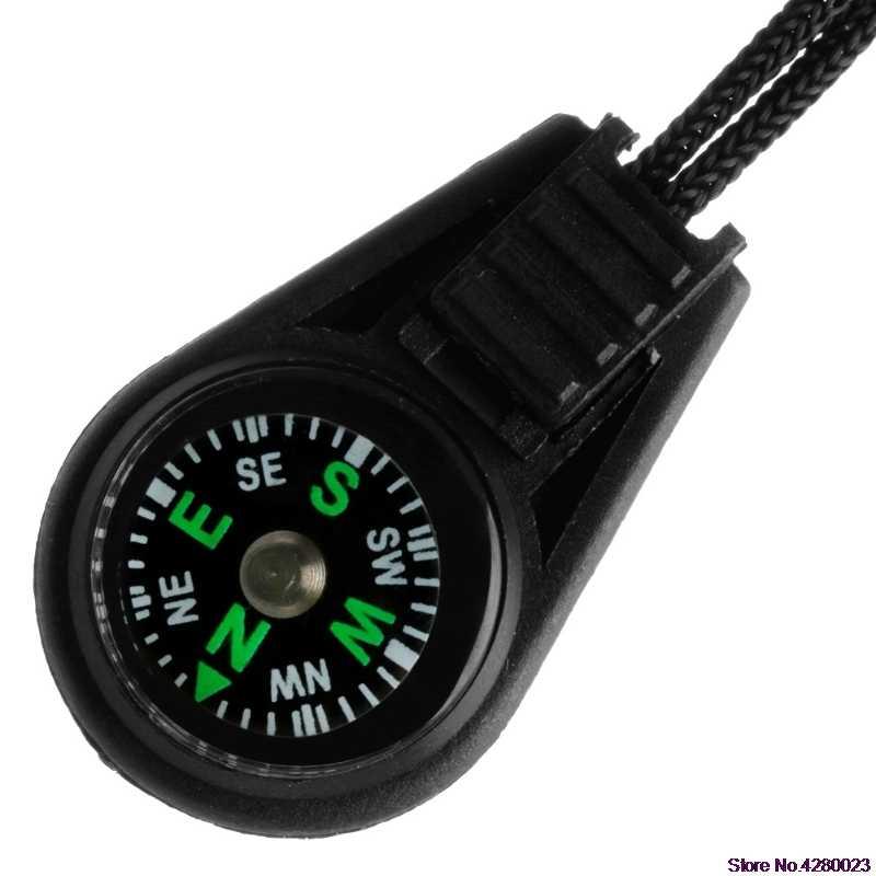2020 nowy Mini Zipper Pull kompas plecak pasek torby urok Sport