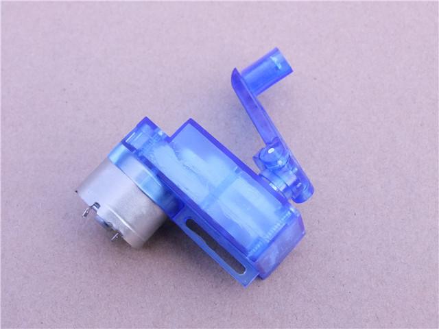 6V Mini Hand Engine Motor Haft Mechanical Generator DIY Toys Parts Free Shipping Russia