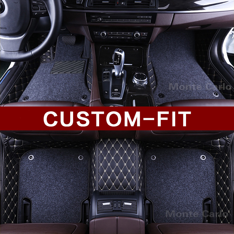Custom Fit Car Floor Mats For Chevrolet Impala Trax Malibu Tahoe