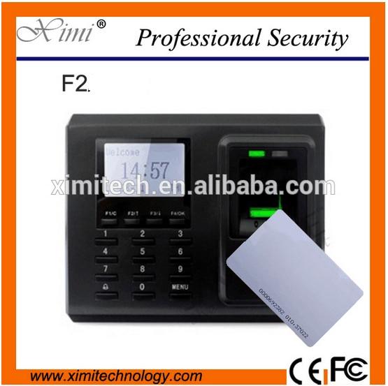 F2 Tcp/Ip 3000 Users Fingerprint Sensor Free Software Biometric Fingerprint Access Control 1000 users tcp ip usb fingerprint door access controller standalone biometric fingerprint time attendance and access control