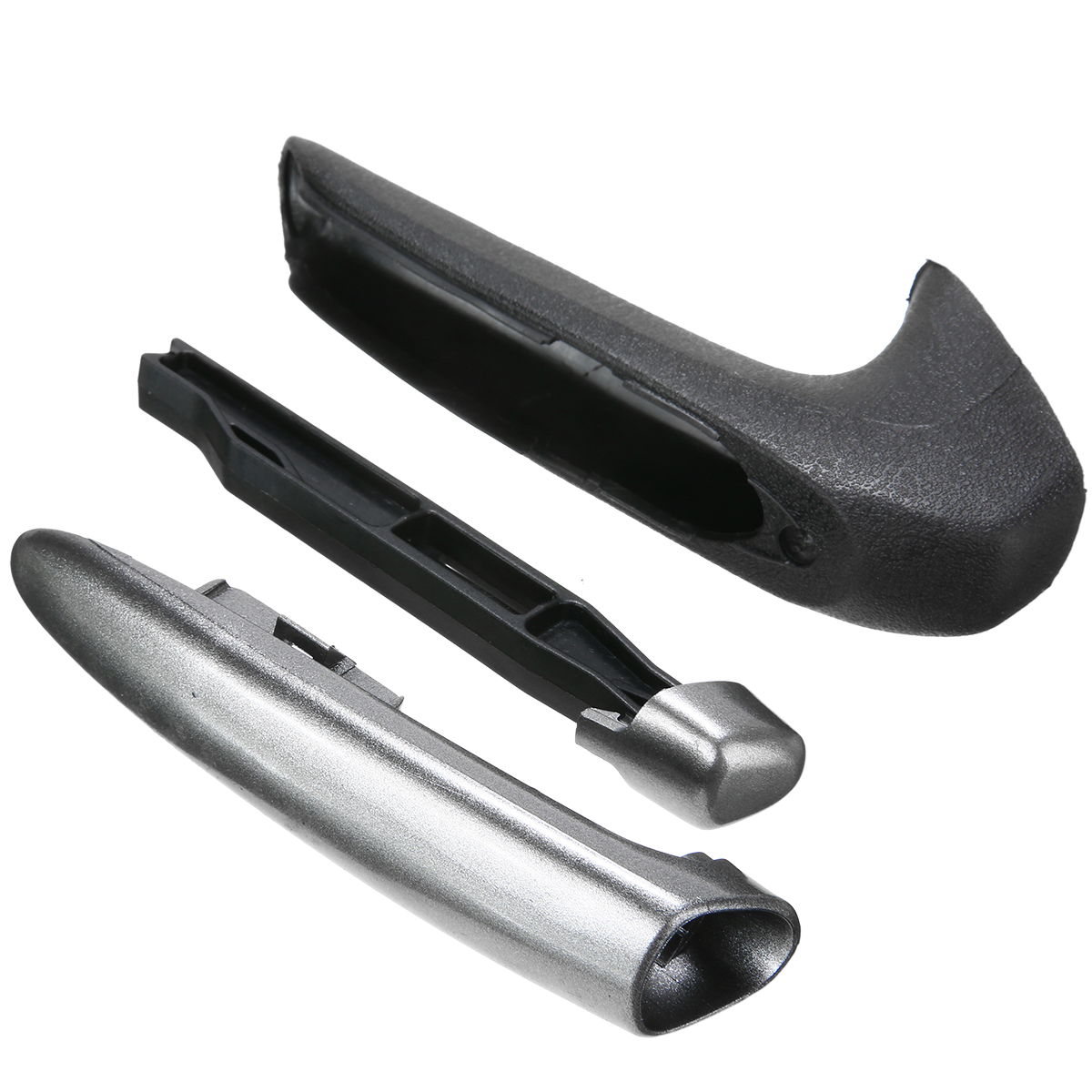 Image 3 - Mayitr 1pc Parking Brake Handle Dedicated Replacement Handle Cover for Honda Civic 06 11 47115 SNA A82ZA/47125 SNA A82ZB-in Handbrake Grips from Automobiles & Motorcycles