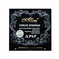 Alice Violin Strings A705 Brand A747 High Grade Silver Wrapped String Violin Strings