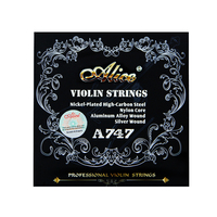 Alice Violin Strings A705 Brand A747 High Grade Silver Wrapped String Violin Strings