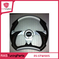 OMO Racing Car Modification Steering Wheel Leather Material  RS-STW005
