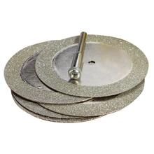 5pcs 50mm Diamond Rotary Saw Blade