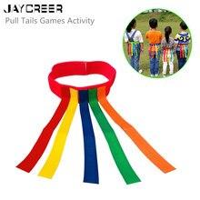 JayCreer/Детские развивающие жилеты, жилет для игры с хвостом, тактический жилет для игр для детей