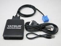 Yatour YT M07 For Honda Accord Civic CRV Fit Jazz Odyssey 98 04 IPod IPhone USB