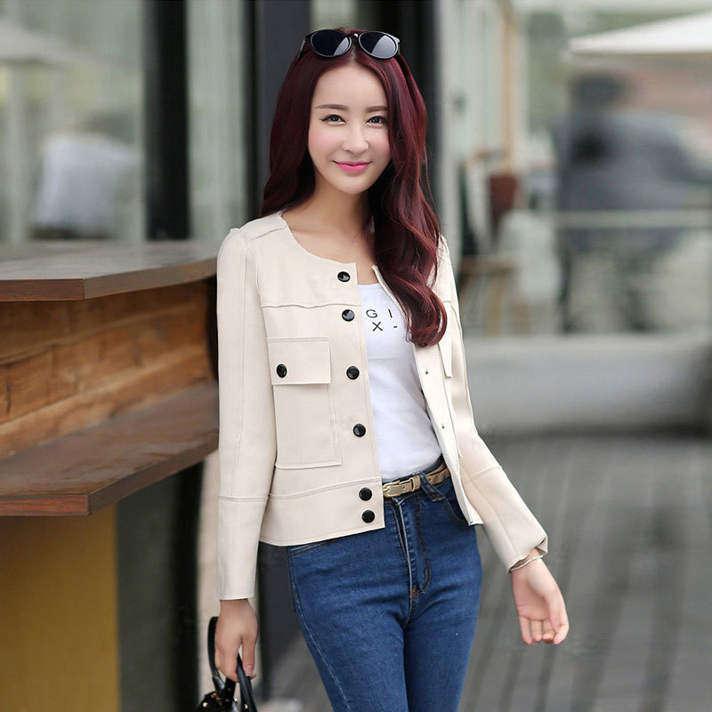 Online Shop Womens Coats And Jackets Winter 2015 Autumn Fashion ...