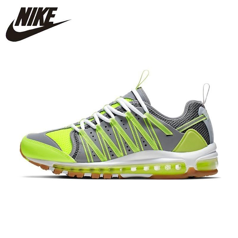 Nike HAVEN/CLOT Air Max 97 homme chaussures de course respirant sport baskets AO2134-100 101 700