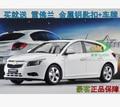 1:18 Shanghai GM Chevrolet Cruze хэтчбек Путешествия Издание белый/золото Высокого качества сплава модели автомобиля моделирования оригинальный подарок игрушки