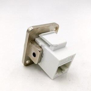 Сетевой разъем Rj45, металлическая панель, разъем d Тип крепления CAT5E CAT6