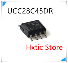 NEW 10PCS/LOT UCC28C45DR UCC28C45 UCC28C45D 28C45 SOP8  IC