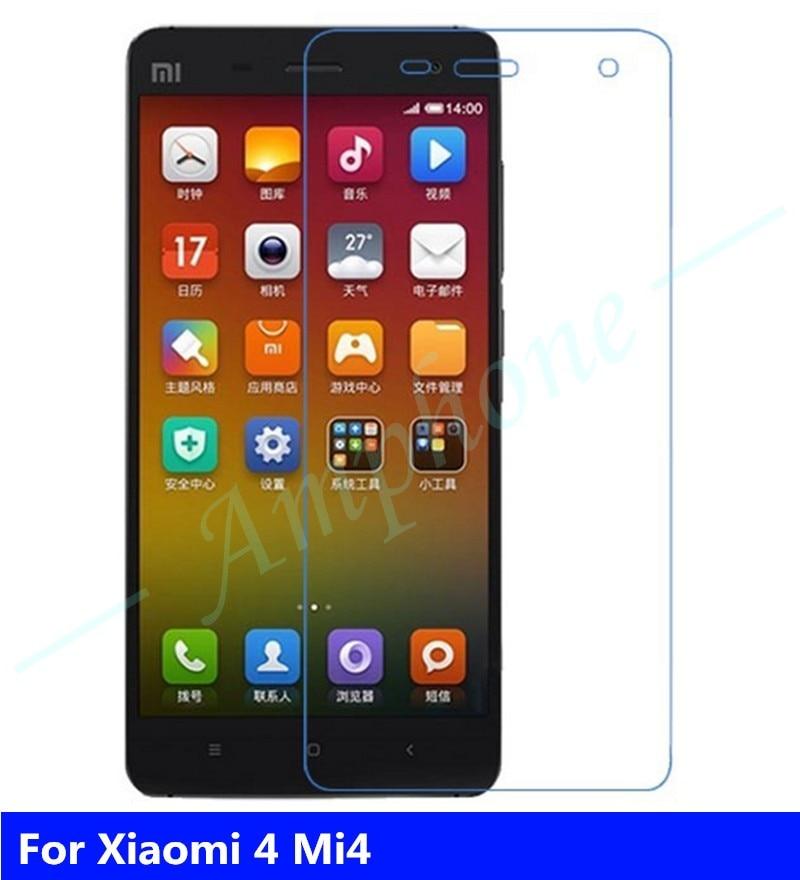 New 5Pcs For Xiaomi Mi3 Mi4 Mi4i/S Anti Glare MATTE Screen Protector For Xiaomi