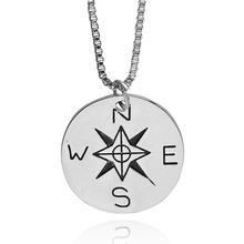 Box chain necklace not all who wander are lost Compass Star Traveler Necklace Find Your True North And South Direction Necklace bill george discover your true north isbn 9781119082972