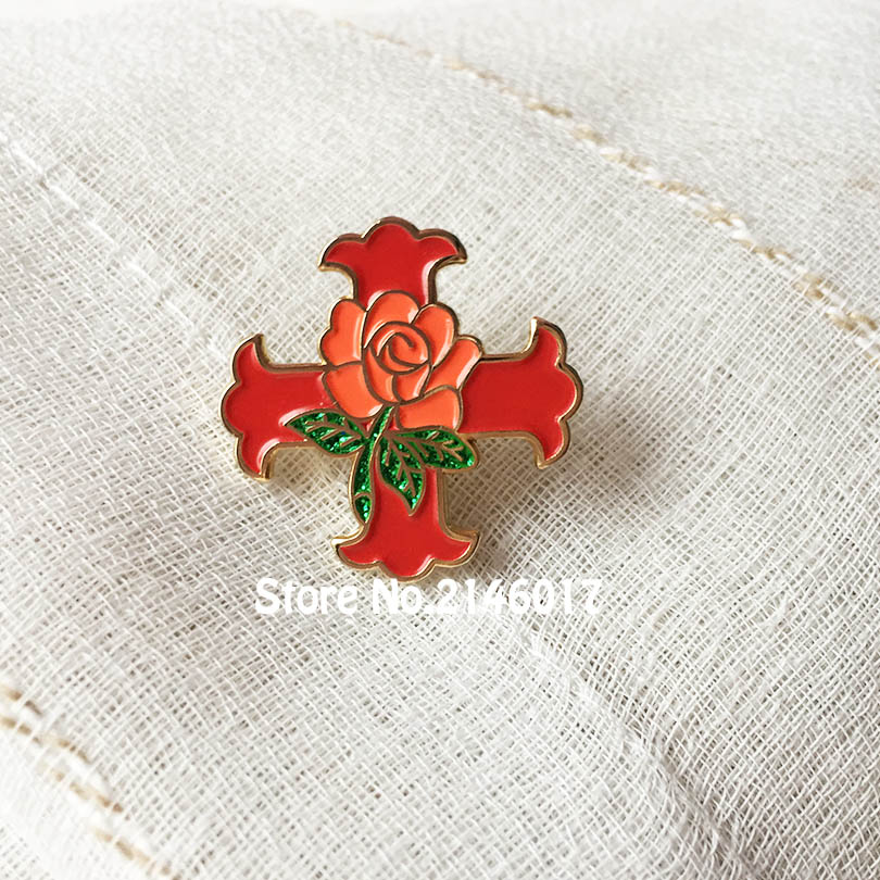 ᗑ New! Perfect quality customized lapel pin and get free shipping