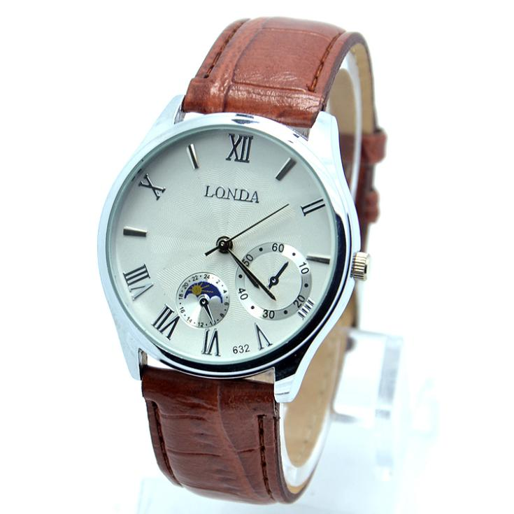 Watches Clock Quartz Top-Brand Men Sports Fashion High-Quality Londa-6 Relogio Masculino