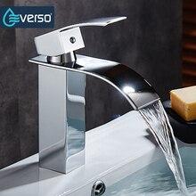 Everso антикварная Водопад кран Ванная комната кран бассейна смесителя смеситель Ванная комната Умывальник кран Torneira