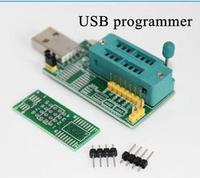 Free Shipping CH341A 24 25 Series EEPROM Flash BIOS DVD USB Programmer DVD Programmer Router Nine