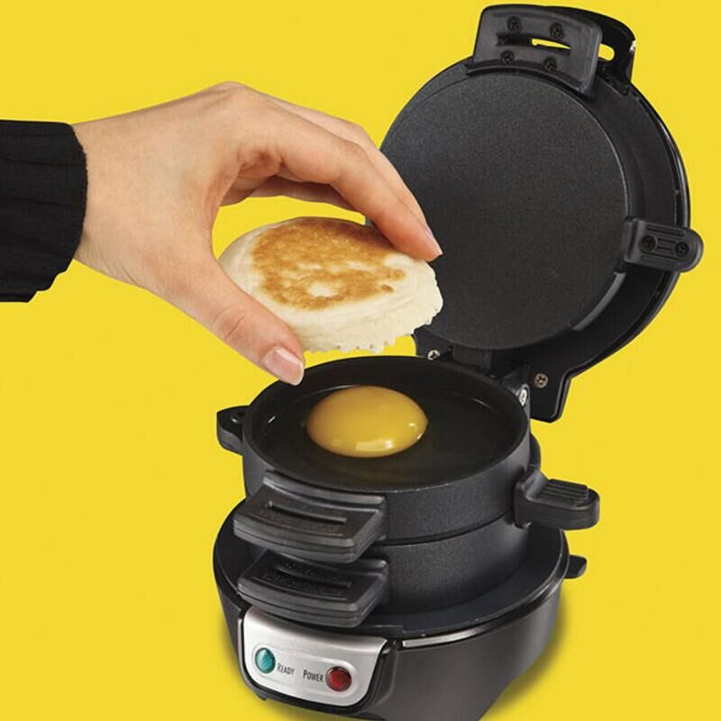 Household Automatic Hamburger Machine Health Bread Machine Hamburger Machine Breakfast MachineHousehold Automatic Hamburger Machine Health Bread Machine Hamburger Machine Breakfast Machine