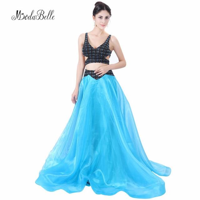 Aliexpress.com : Buy modabelle High end 2 Piece Long Evening Dress ...