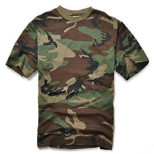 Tee Shirt Military Tactical Army T-shirt Outdoor Sport Camping Hiking  Cotton Short f7e49537a4a