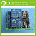 !!!New 5V 2 Channel Relay Module Shield ARM PIC AVR DSP Electronic 10A