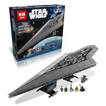 LEPIN 05028 3208 Unids Execytor Super Star Destroyer Kit de Construcción Modelo de Star Wars Minifigure Ladrillos Bloques Compatible Juguete de Regalo 10221