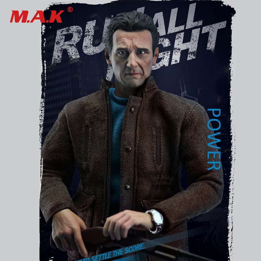 1/6 Scale Liam Neeson Action Figure Run All Night Bryan Mills CT005 Colletible Figures 1/6 Scale Liam Neeson Action Figure Run All Night Bryan Mills CT005 Colletible Figures