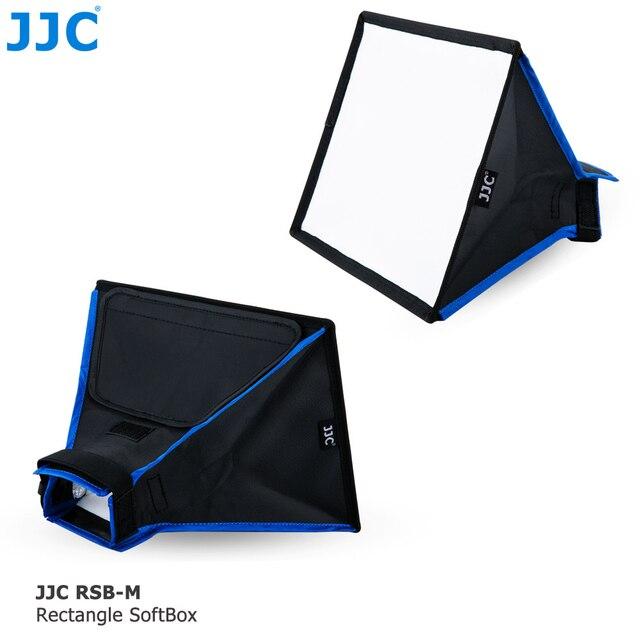 JJC RSB-M Flash Soft box Photography SpeedLight Diffuser for CANON YONGNUO Nikon Sony Fujitsu Pentax Light