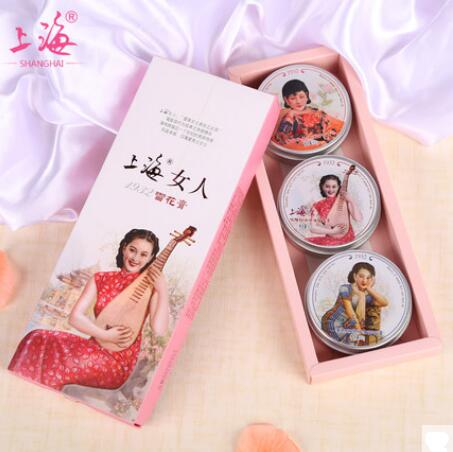 Shanghai lady cream