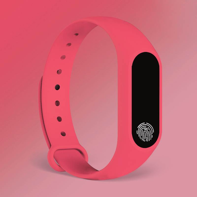 pint watch for women and finger print