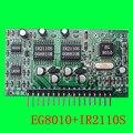 Обновление Чистая Синусоида Инвертора Драйвер Доска DY002 Синус EG8010 + IR2110 Модуль Драйвера