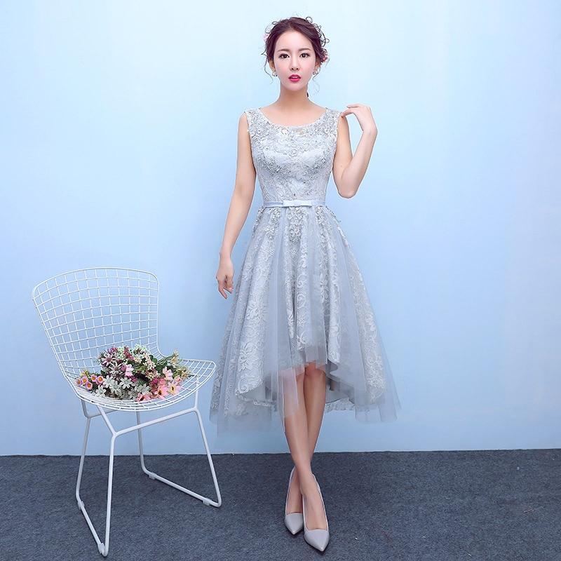 Aliexpress buy new arrival evening dress short
