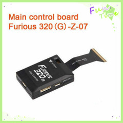 Walkera Furious 320 Main Control Board Furious 320(G)-Z-07 F320 Spare Parts Walkera fruious 320 Spare Parts Free Track Shipping extra carbon pipe fixing block b set for walkera furious 320 320g