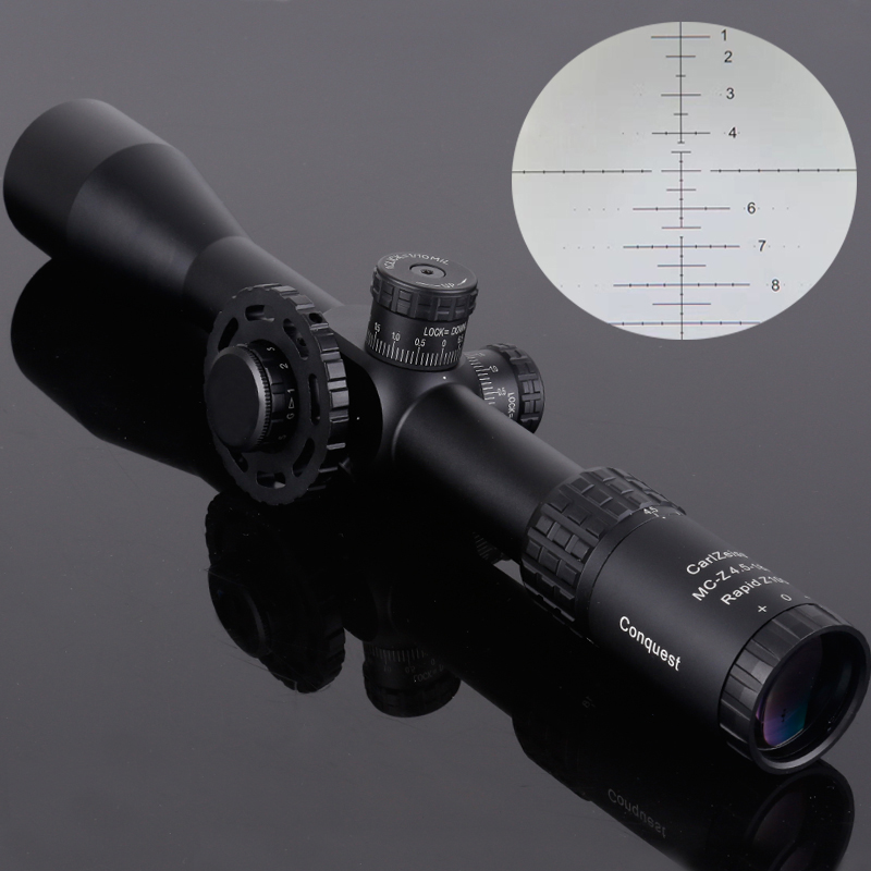 Carl Zeiss Z1000 4.5-18x44 Optics Riflescope Side Parallax Tactical Hunting Scopes Rifle Scope Mounts For Airsoft Sniper Rifle new carl zeiss 5 25x50 ffp optics compact riflescope air rifle optics sniper scope hunting scopes with 20mm 11mm rail mounts