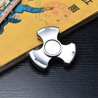 Seiko Rotablade Metal Fidget Spinner Torqbar Brass Tri Spinner Tri Hand Spinner Metal Handspinner Tri Spinner
