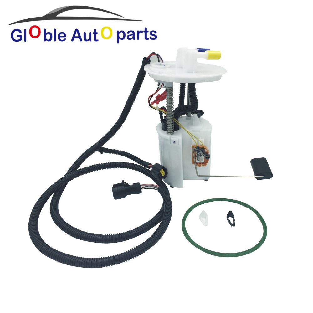 12V  Fuel Pump Assembly For 99-20 Ford Windstar 3.8L 3.0L E2248M 323-01255 XF2Z-9H307-BB New Electric Fuel Pump Module Assembly  new gasoline fuel pump center tank assembly airtex e2235m 99 04 for ford super duty pickup truck