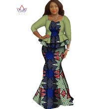 9a59355b0acb Ανοιξιάτικη φούστα set αφρικανική σχεδιασμένη ενδυμασία παραδοσιακή πισίνα  εκτύπωση Bazin Riche συν φούστα .