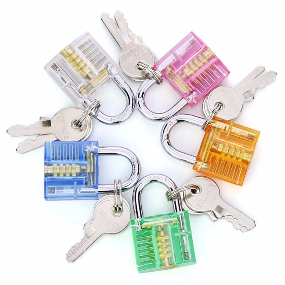 Furniture Nosii Mini Portable Padlock Luggage Suitcase Safety Lock Kids Intelligence Toy With 2 Keys Furniture Tool
