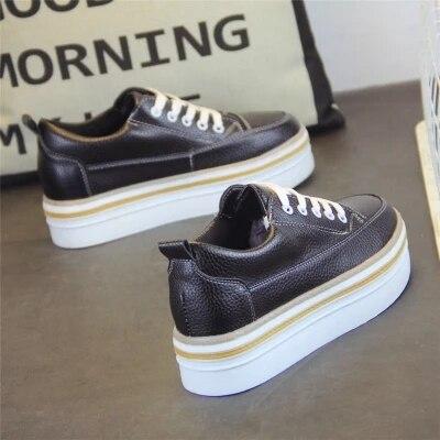 Cent Femmes 2018 Nouveau De Chaussures Conseil Plus Haute Aide Toile Velours Noir blanc Blanc Coton Casual CwRfwqWX