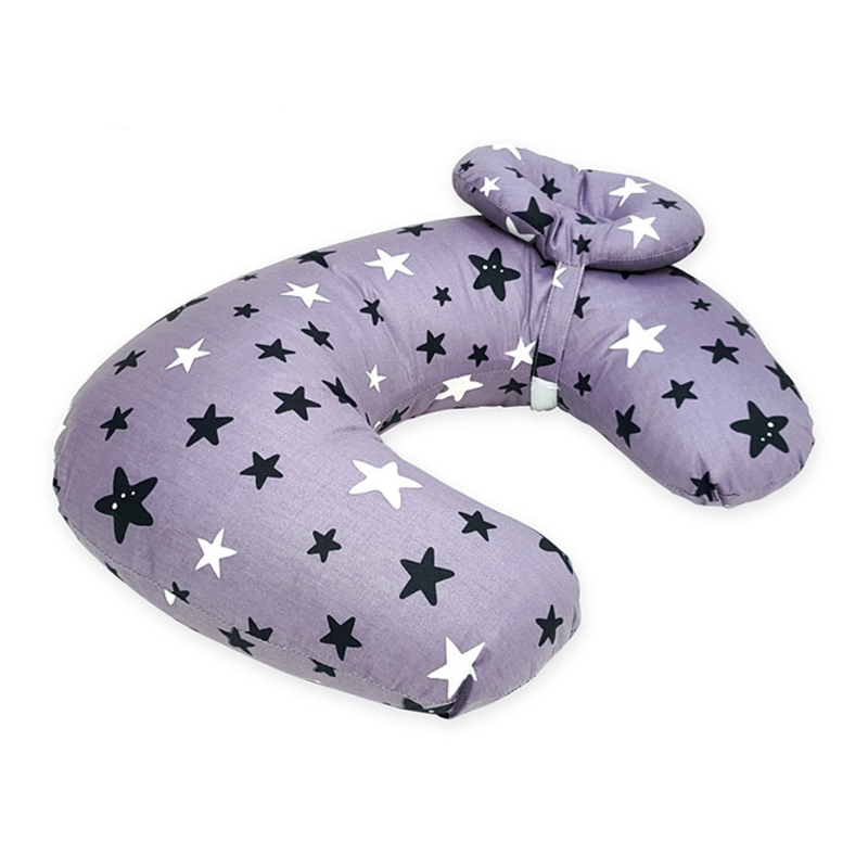 Miracle Baby 2 Pieces One Set New Baby Breastfeeding Pillow Infant Cuddle-U Nursing Pillow Baby Mummy Waist Support Cushion