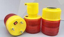 Solar warning light warning flash construction at night Safety warning flashing lights sell above 50