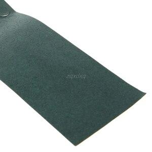 Image 4 - 100 개/몫 18650 배터리 양극 중공 절연 패드 지적 보리 종이 가스켓 Whosale & Dropship