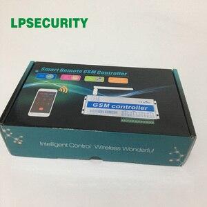Image 5 - LPSECURITY GSM SMS Controller CL4 GSM SENSOR ไร้สายระยะไกลด้วยกล่องอลูมิเนียม 4 รีเลย์ 3M เสาอากาศอุปกรณ์เสริม