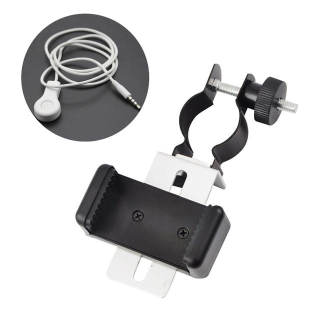 Universal Mobile Téléphone portable Adaptateur Clip Titulaire Mont Support pour Télescopes Télescope Microscope Accessoires