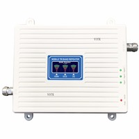 VOTK NEW Tri Band Repeater 2G 3G 4G SIGNAL BOOSTER GSM 900 DCS LTE 1800 WCDMA