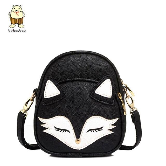 Beibaobao Cute Crossbody Bag S Small Fox Messenger Bags High Quality Summer Style Women Shoulder