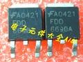Free shipping 20pcs/lot FDD6690A 6690A TO-252 new original