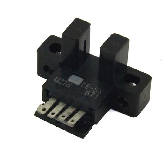 5pcs/lot EE SX671 optoelectronic switch photoelectric sensor EE-SX671 reflection-type